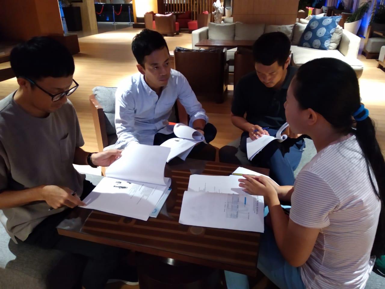 kursus bahasa Indonesia Batam