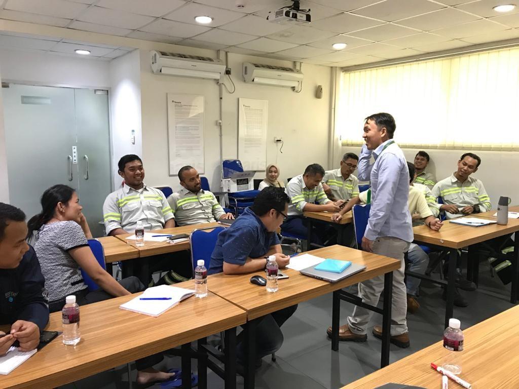 Inhouse training batam, pelatihan perusahaan, bahasa inggris karyawan