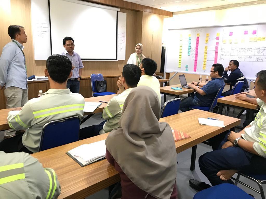 Inhouse training bata, pelatihan perusahaan, bahasa inggris karyawan